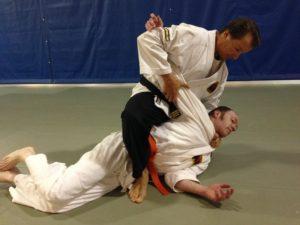Jiu Jitsu Roswell Adult Class