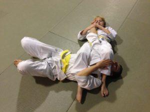 Youth Jiu Jitsu Class in Roswell GA