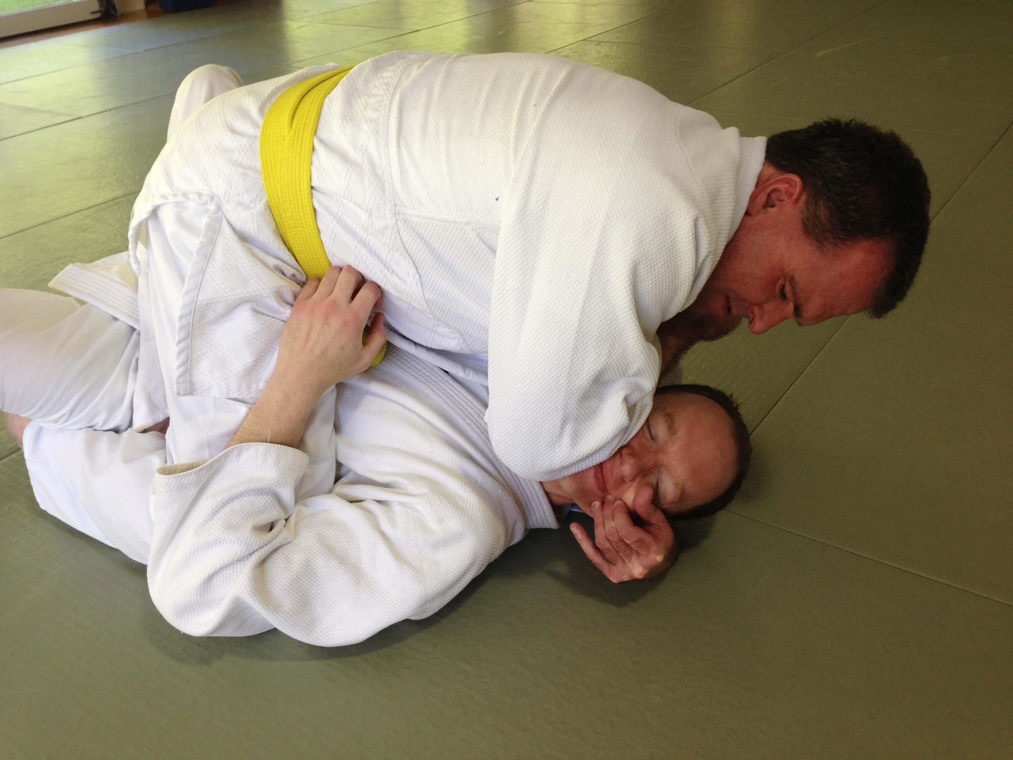 Best Jiu Jitsu class in Roswell GA